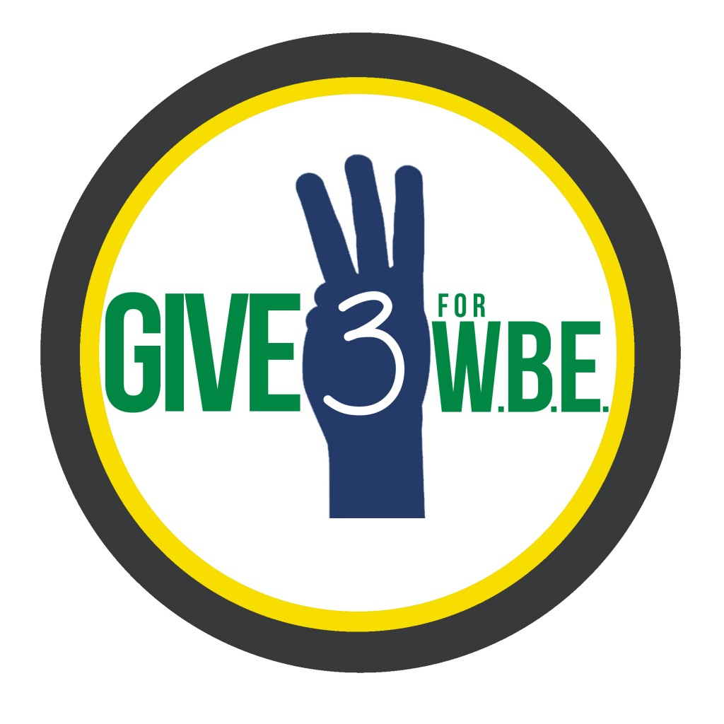 give 3 for wbe v4