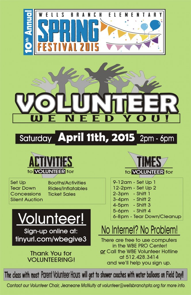 F3 - Volunteer