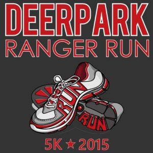 Deerpark RangerRun Logo